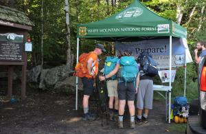 White Mountain National Forest Volunteers