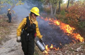 TNC Wildland Fire Mike Crawford
