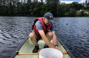 Volunteer Sampling Water