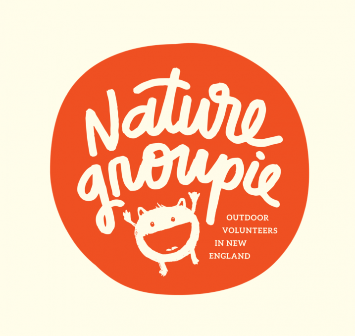 Nature Groupie Creature Logo on cream