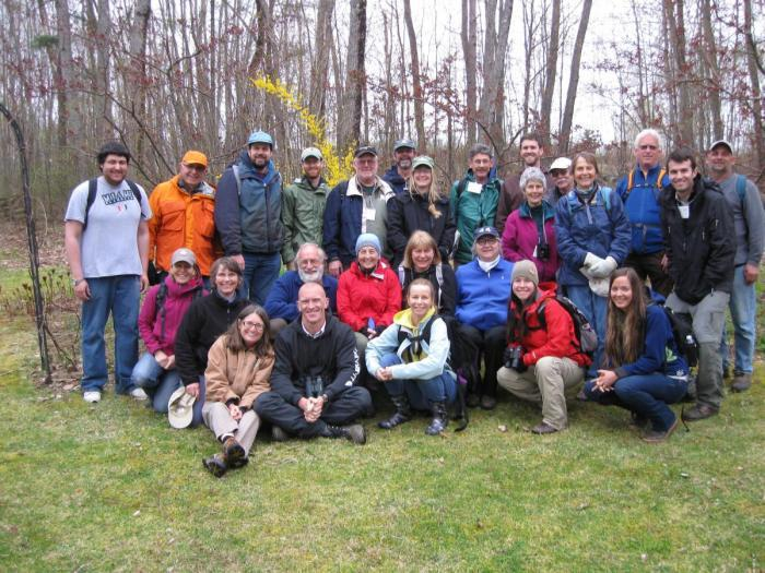 Participants and instructors at the 2014 NH Coverts Training Workshop