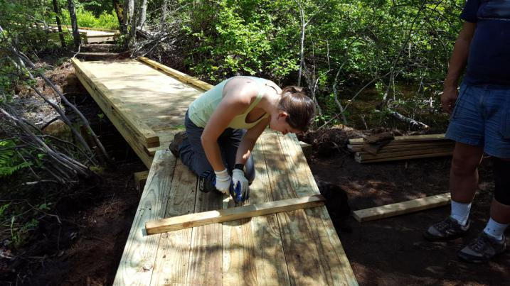 Bridge Building Amanda Cugno at SELT