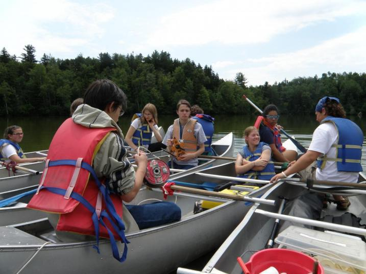 Lakes Lay Monitoring Students