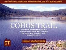 The Cohos Trail Association TCTA